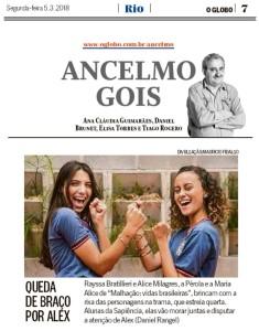 Alice Milagres_Jornal O Globo_050318